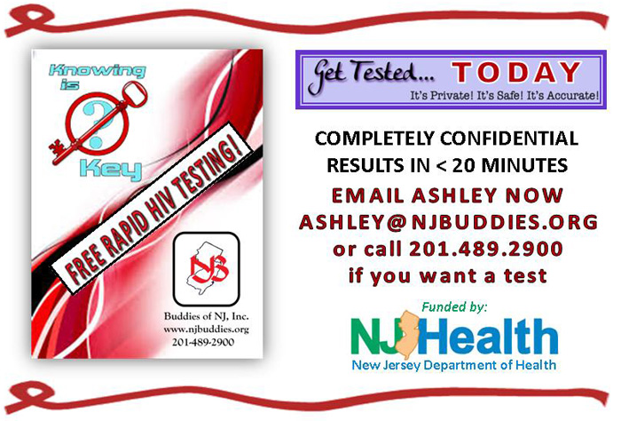 Free HIV Testing image