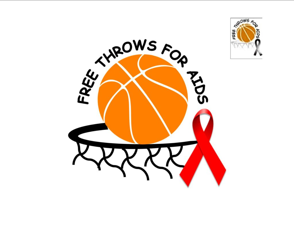 FREE THROWS FOR AIDS