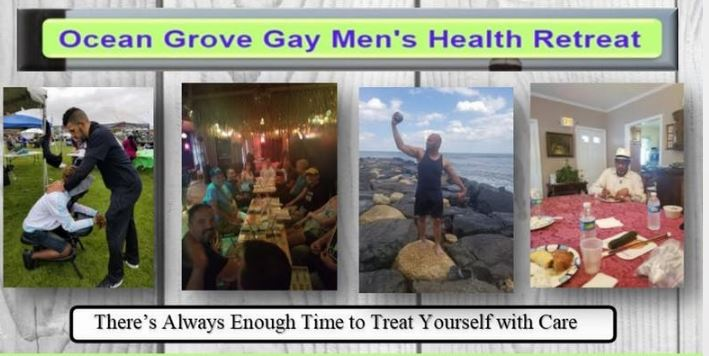 Jersey Pride & Gay Men's Health Retreat – Buddies NJ
